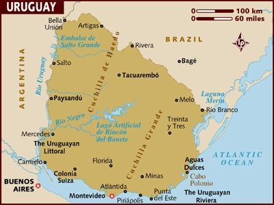 Beach Resorts Uruguay South America Travel With