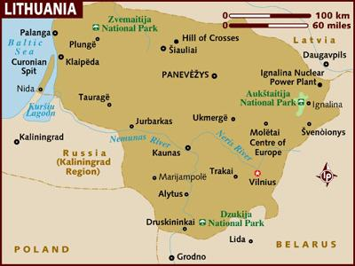Lithuania Europe Travel With Chris Best Travel Website
