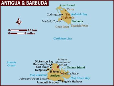 an introduction to the analysis of antigua and barbuda Antigua & barbuda international institute introduction to info course description this course explores topics of computer science within a framework of a.