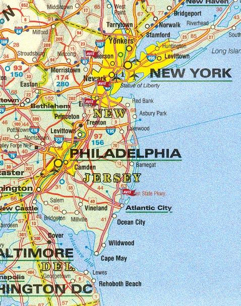 New Jersey North America Travel With Chris Best Travel Website