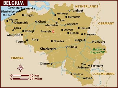 Map Of Uk Festivals.Festivals Events Belgium Europe Travel With Chris Best