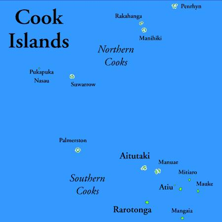 Beach resorts Cook Islands Australia and Oceania Travel with
