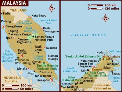 Malaysia Beach Resorts Map Beach resorts | Malaysia | Asia | Travel with Chris   Best Travel